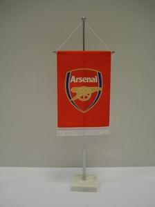 Arsenal borðfáni (stöng ekki innifalin)