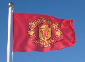 Manchester United útifáni
